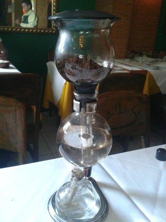 Casa da Feijoada : CAFE