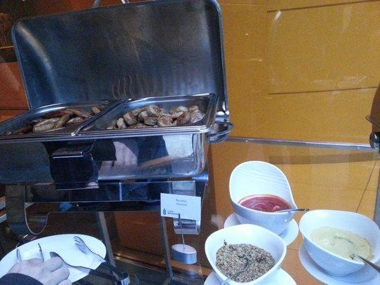 Radisson Blu Hotel, Berlin: breakfast