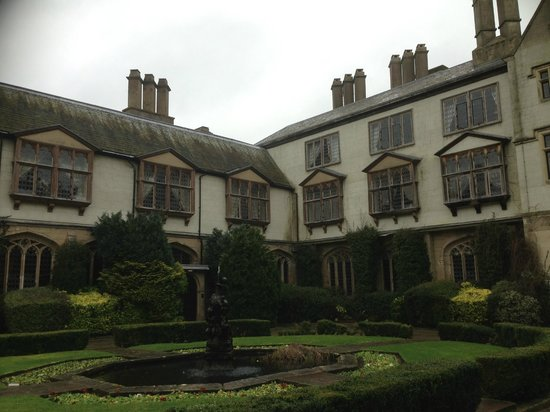 Coombe Abbey Hotel : Coombe Abbey