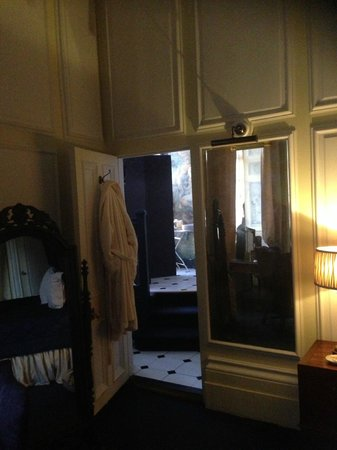 Coombe Abbey Hotel : Feature room
