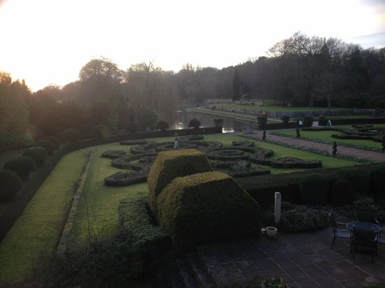 Coombe Abbey Hotel : View from the room
