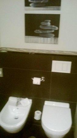 Vincci Malaga: Salle de bains