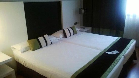 Vincci Malaga: La chambre