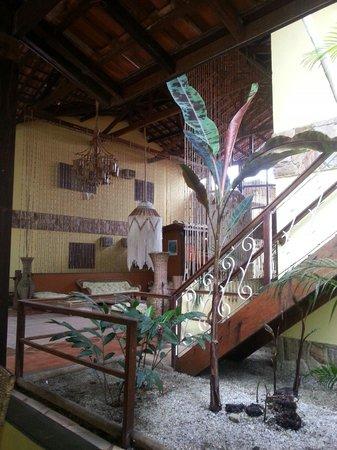 Pousada Canto de Itamambuca : Hall