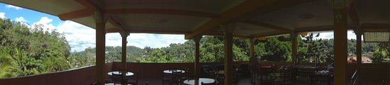 Kandy View Hotel: Restaurant