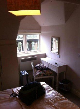Bagshaw Hall: dressing table