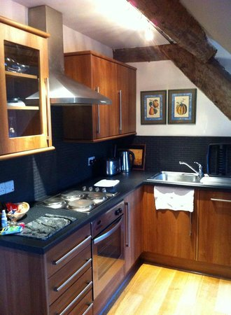 Bagshaw Hall : our kitchen