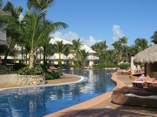 Excellence Punta Cana : One of 3 pools