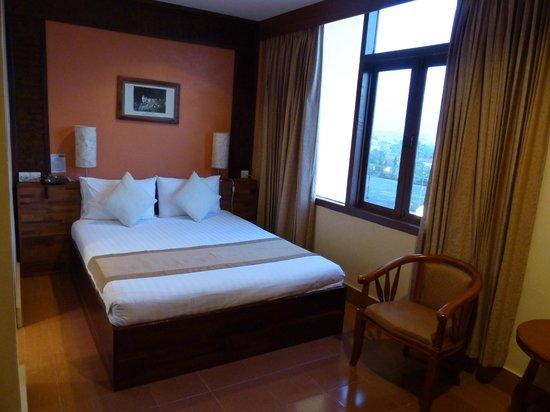 Pakse Hotel: la chambre