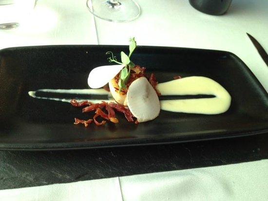 Restaurante Pablo: Vieira