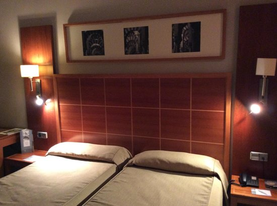 Eurostars Las Adelfas: our cozy room