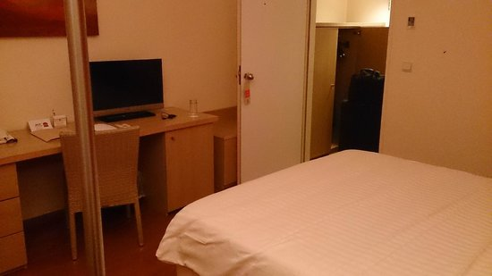 Star Inn Hotel Premium Bremen Columbus: Room