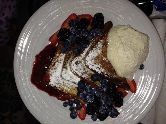 Hotel Urbano: Yummy French Toast