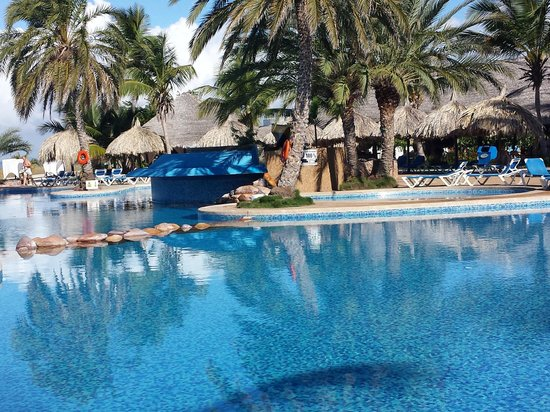SUNSOL Punta Blanca: Piscina