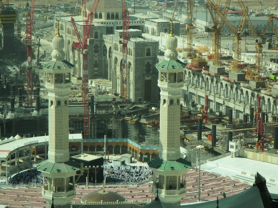 Pullman ZamZam Makkah: Superb View of The Kaaba