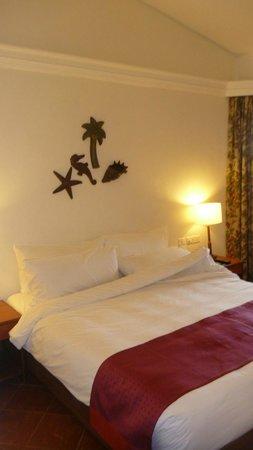 Holiday Inn Resort Goa: Кровать