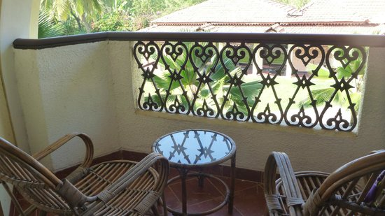 Holiday Inn Resort Goa: балкон