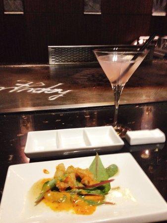 Midori Teppanyaki and Bar: :)