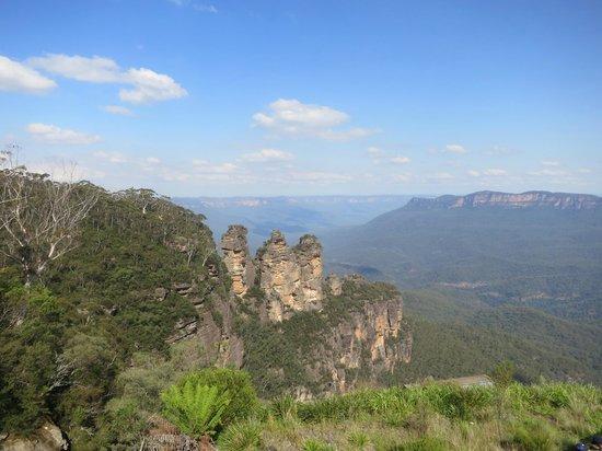 Scenic World Blue Mountains: Три сестры