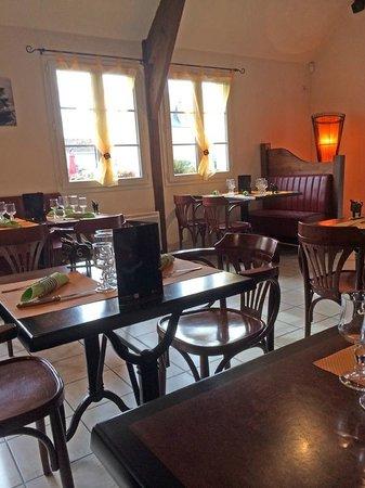 Restaurant Boucle D Or Saint Martin Des Bois