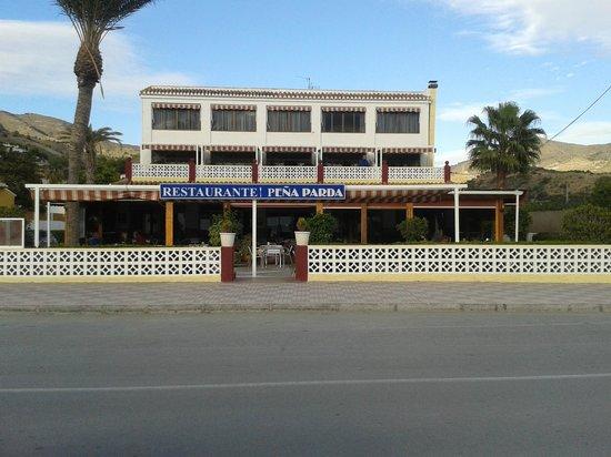 Pension Restaurante Peña Parda
