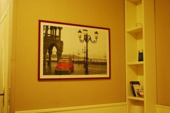 Hotel Italia: Habitación confortable