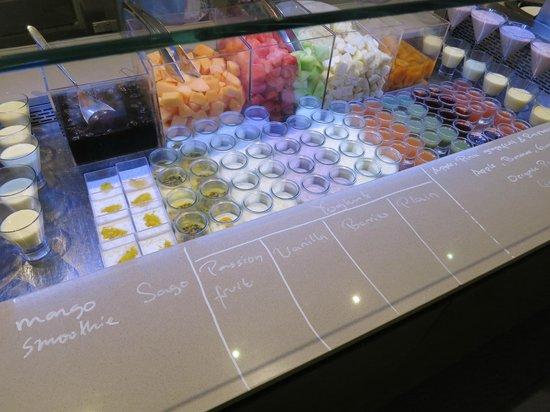 Novotel Sydney Central : Десерты