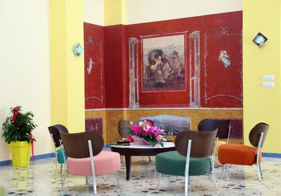 Hotel del Sole : Hall