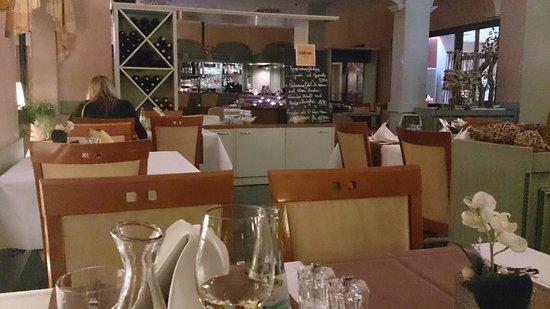 Suite Hotel Leipzig: Hotel Restaurant