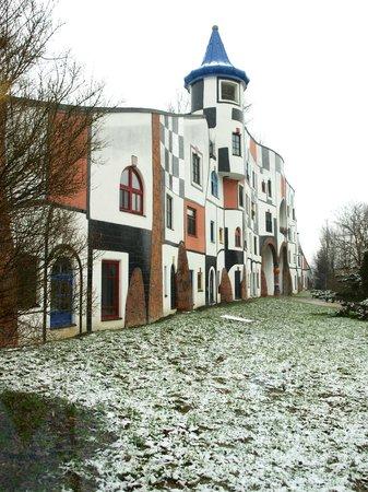 Rogner Bad Blumau: Blick auf's Kunsthaus