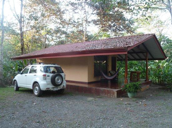 Las Islas Lodge: notre bungalow
