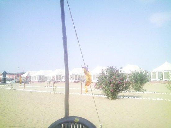 KK Resorts & Camps : Room Location at Camp