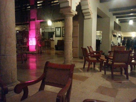 Hotel & Bungalows Mayaland: Lobby