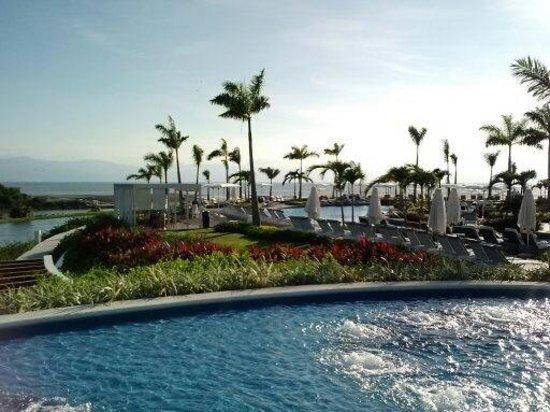Grand Luxxe Nuevo Vallarta: Just Before Sunset