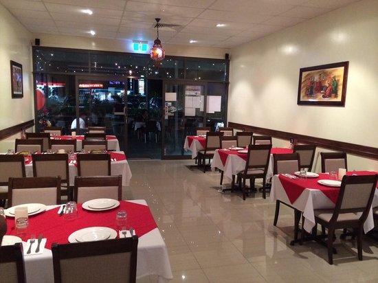 Ambrosia Indian Restaurant: Dining Area