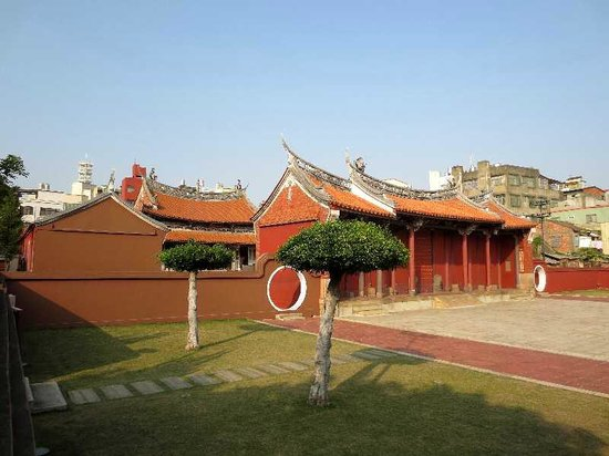 Changhua Confucius Temple