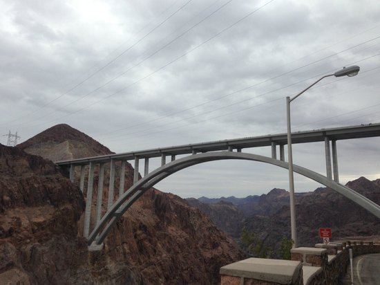 Hoover Dam Bypass: By-Pass