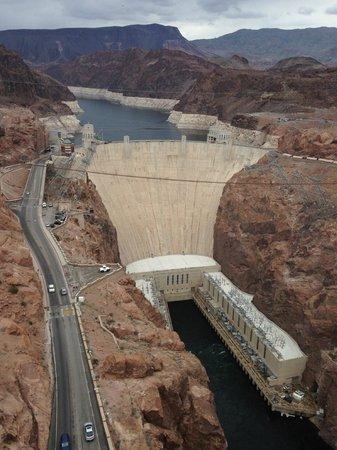 Hoover Dam Bypass: Hoover Dam