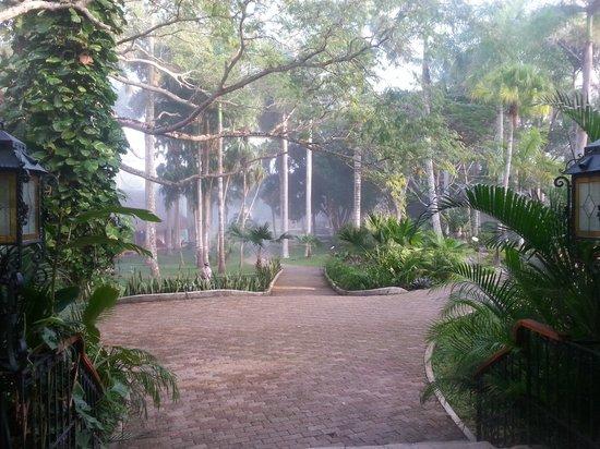 Hotel & Bungalows Mayaland: grounds
