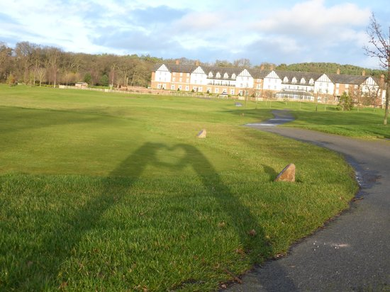 Carden Park Hotel : Loved our walk