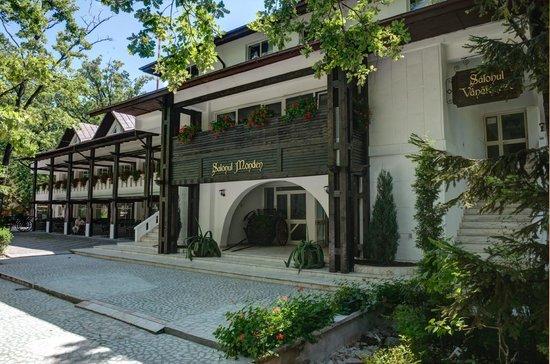 Complexul Turistic Cornul Vanatorului Pitesti: Salon Monden