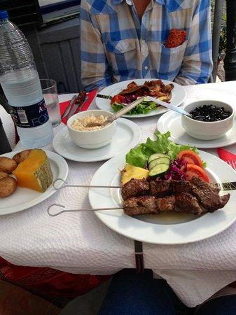 Restaurante Embaixador Madeirense: Tender lean meat!