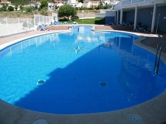 Apartamentos Alcocebre-Marcolina : Piscina