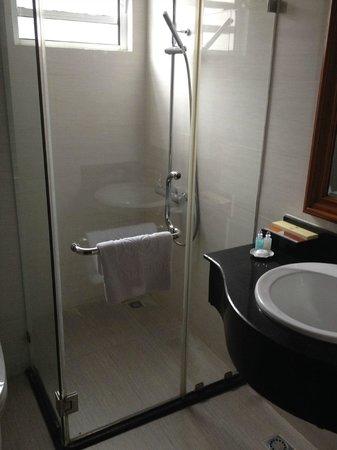 A25 Hotel: Salle de bains