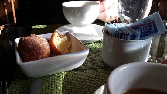 maison: Coffee and Beignets