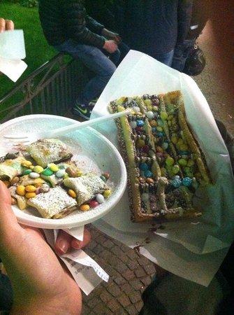 Sugar Party: doppietta