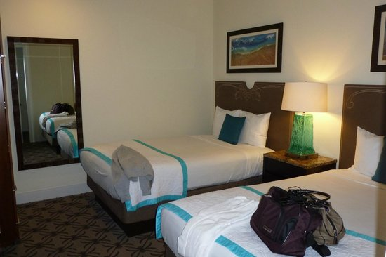 Kings' Land by Hilton Grand Vacations: Second BR. Had a full bath with tube across hall