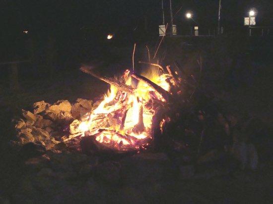 Lubbers' Landing: Valentine Campfire