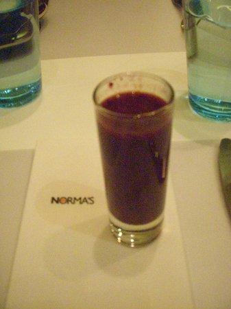 Norma's : 美味しい!01