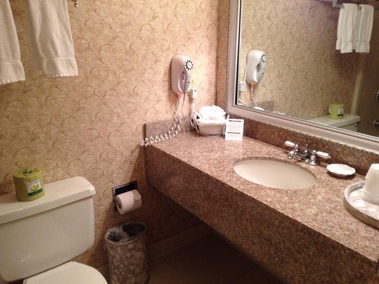 Cape Codder Resort & Spa : Bathroom
